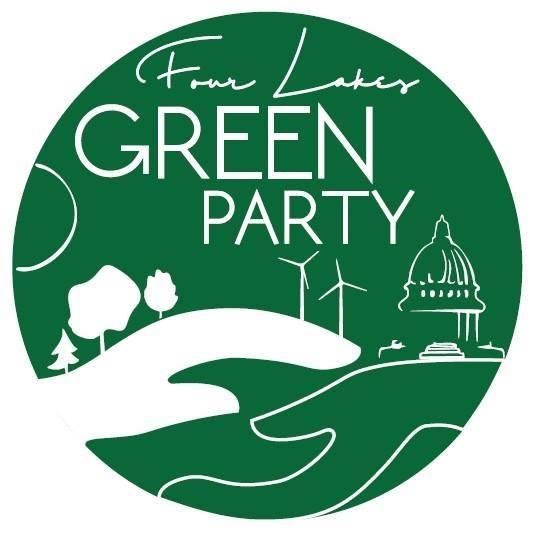 Four Lakes Green Party logo