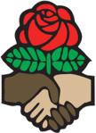 Logo, Democratic Socialists of America